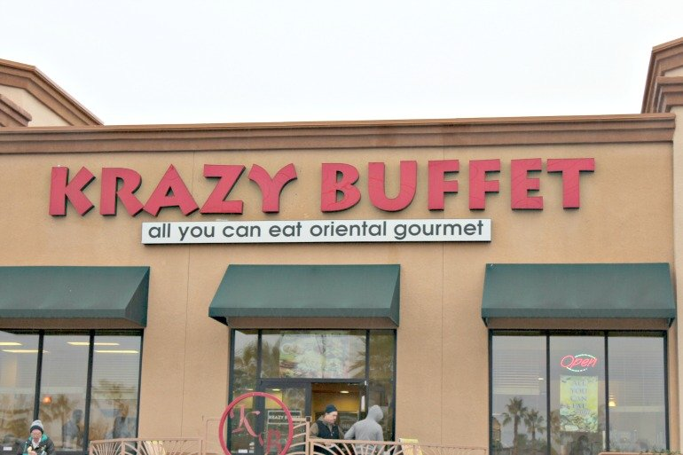 Krazy Buffet Las Vegas | 4 Reasons Why We Will Return