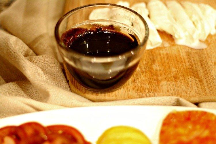 how to make balsamic glaze uk