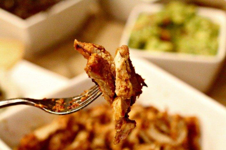 Chipotle Restaurant Chicken Recipe