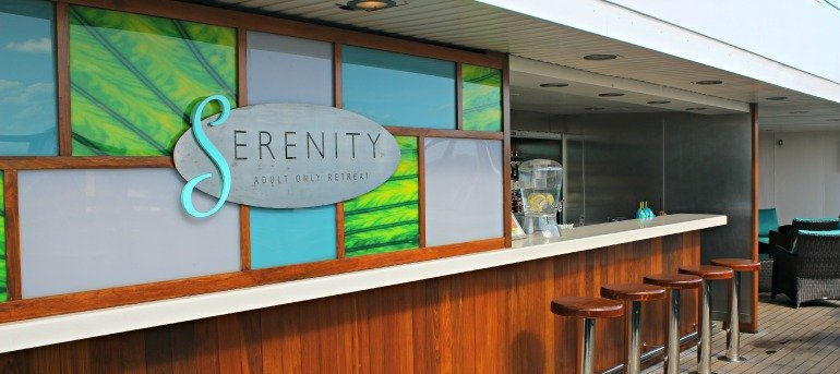 Carnival Serenity Retreat (Adults Only Area)
