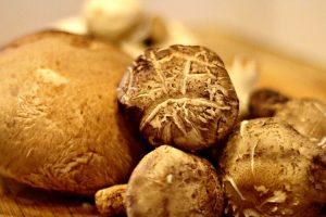 Mushroom Risotto Recipe With Shitake Mushrooms & Leeks