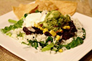 Chipotle Burrito Bowl Recipe