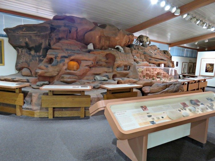 Valley of Fire Visitor Center