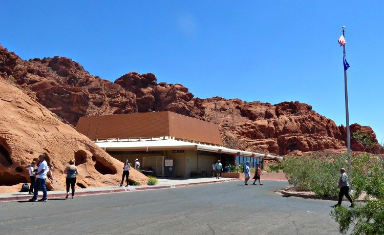 Valley of Fire Visitor Center 5