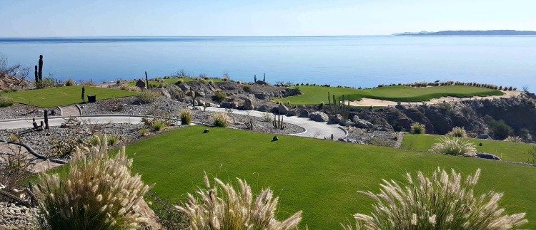 Danzante Bay Golf Course