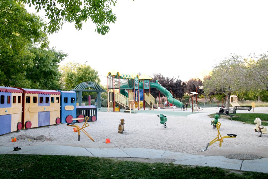 The Arbors Tennis and Play Park