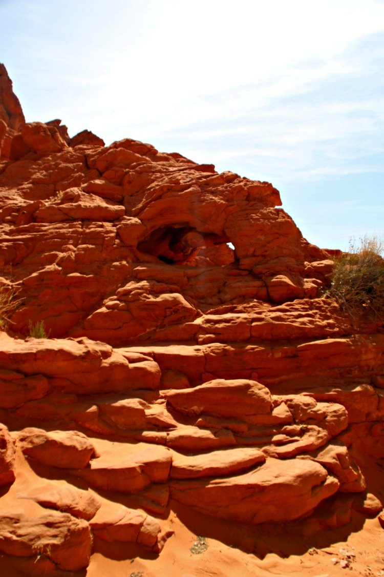 Rainbow Vista at Valley of Fire