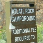 Atlatl Rock Campground