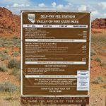 Valley of Fire Entrance Fee