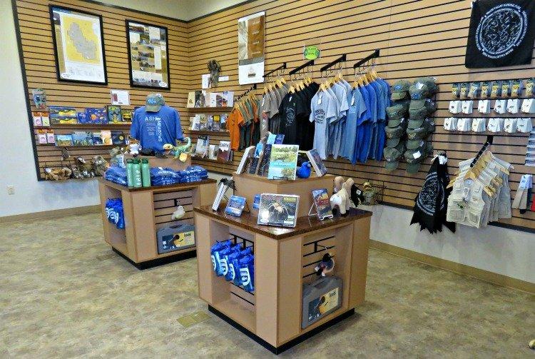 Ash Meadows Visitor Center