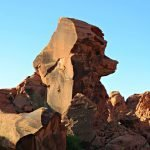 Poodle Rock at Valley of Fire